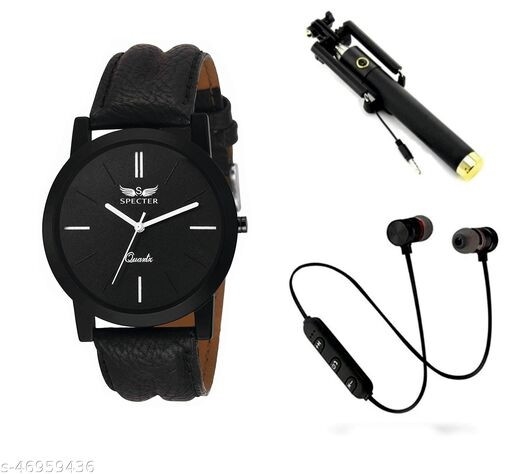 Watches with mobile accessories