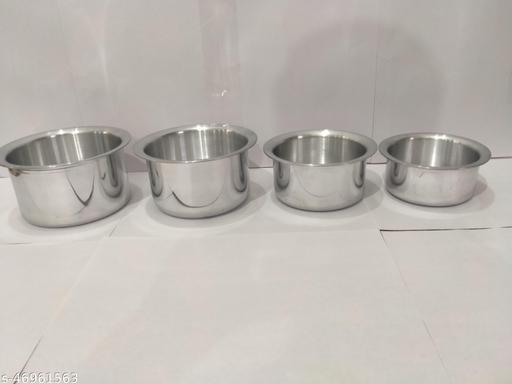 Aluminium Pot
