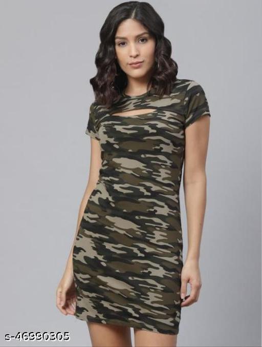 AASHITA'S Bodycon Dress