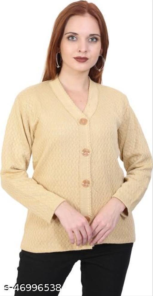 Stylish Feminine Women Sweaters