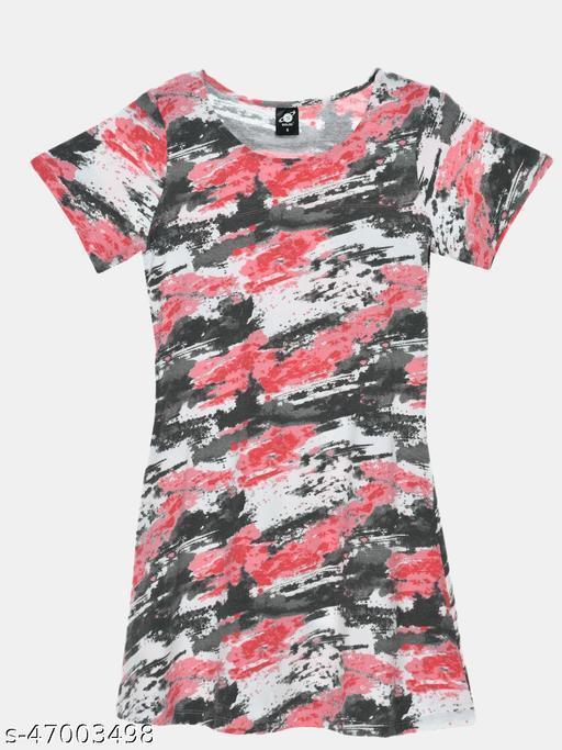 Multi Colour Printed Dresses