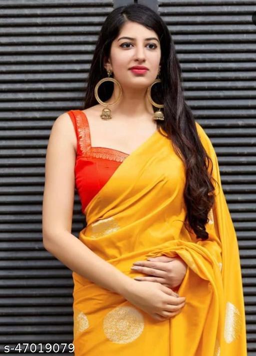 Lichi silk Jaquard work banarasi design saree