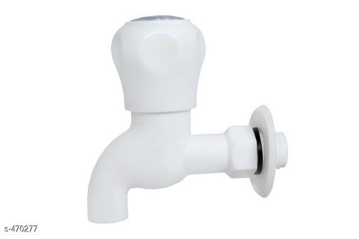 Tap With PVC Wall Flange