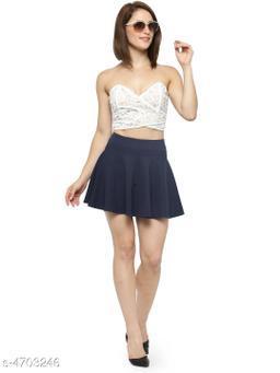 Jaipuri Polyester Women's Skirt