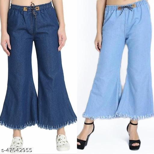 Elegant Fashionista Women Jeans