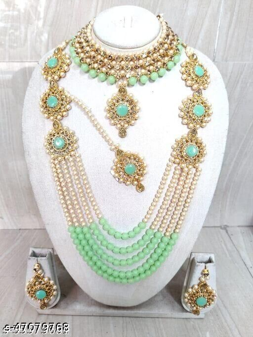 Shimmering Unique Jewellery Sets