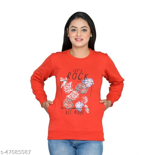 Classic Designer Women Sweatshirts