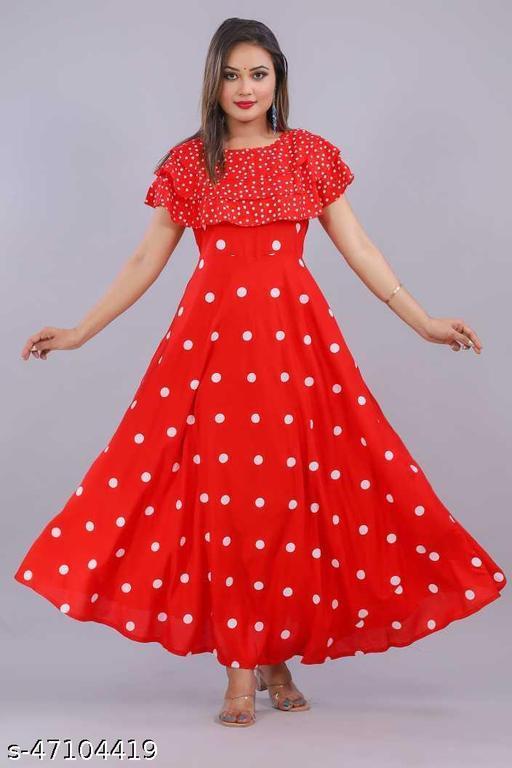 Aagam Graceful Dresses