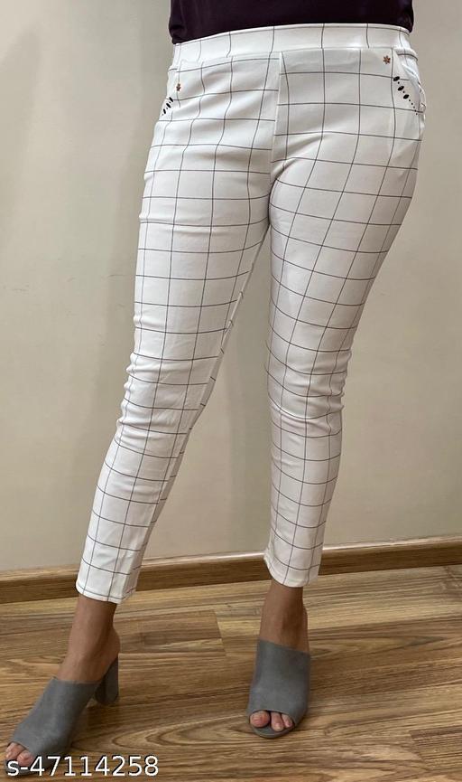Trendy Fashionable Women Women Trousers
