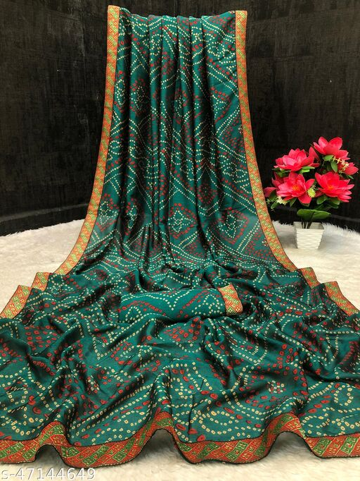 Trendy Refined Sarees