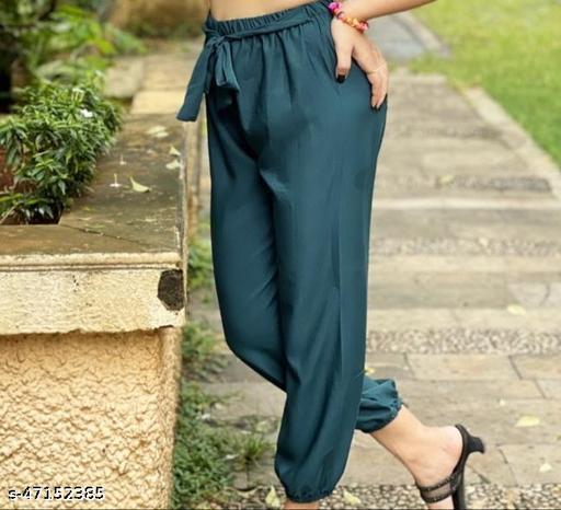 Classy Elegant Women Women Trousers