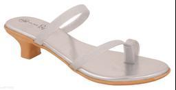 Trendy Synthetic Women's Heels