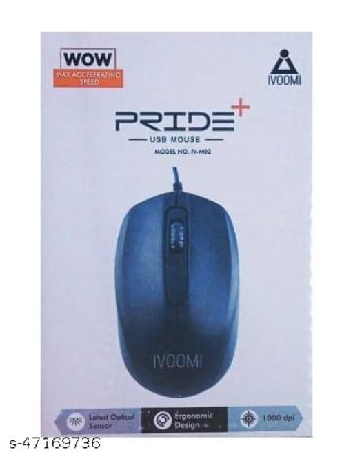 YogpriDeal USB Wired MOUSE