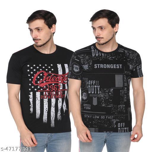 SHAUN Men's Round Neck T-Shirt