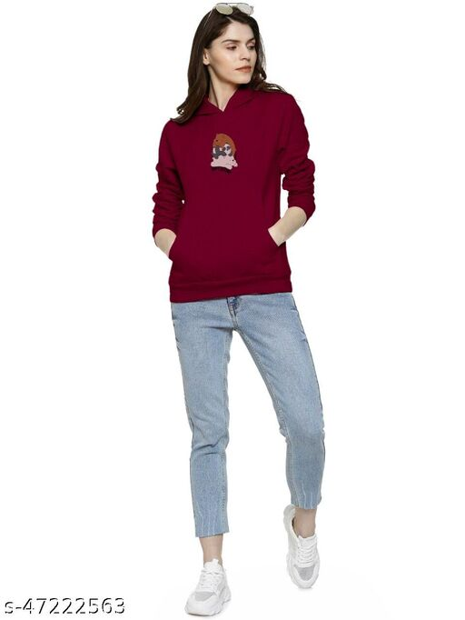 Unisex High Quality Hoodie Sweatshirt