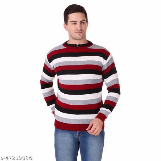 Classy Retro Men Sweaters
