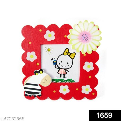 Amstore Synthetic Table Photo Frame for Home Decor
