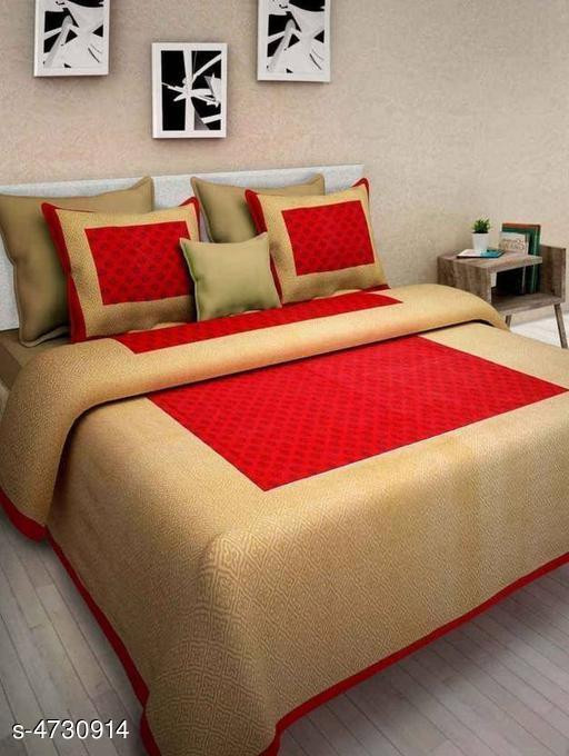 Senorita Cotton Double Bedsheet
