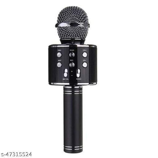 Fancy cool mic