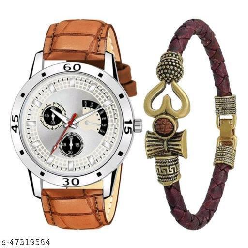 Bolun Men Wrist Watch With Bracelet
