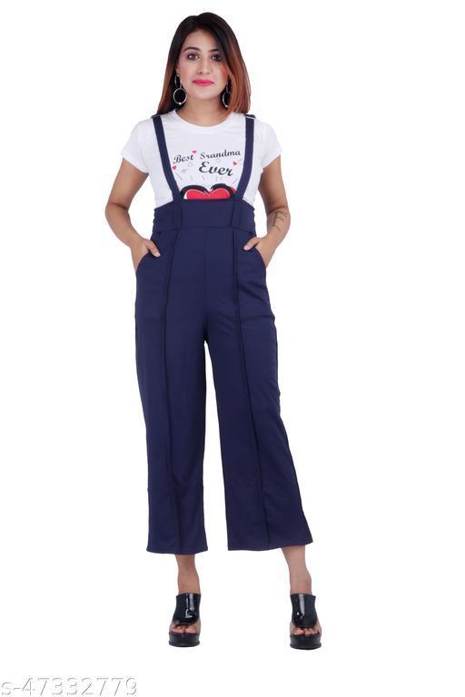 Trendy Elegant Women Jumpsuits