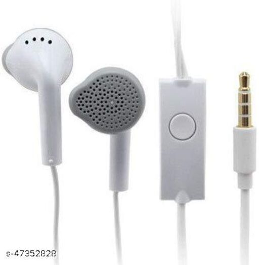 Fancy earphones
