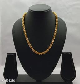 Classy Men's Golden Chain