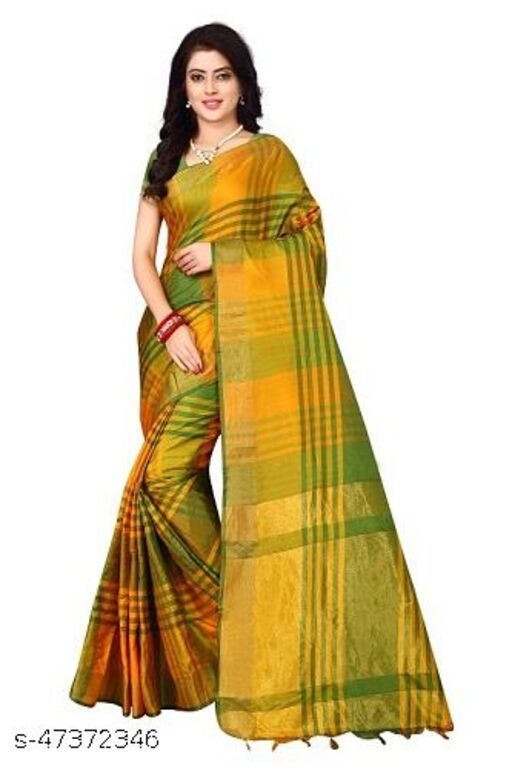 Latest new desinger Soft Silk Saree With Rich Border With All Over Butti Silk saree