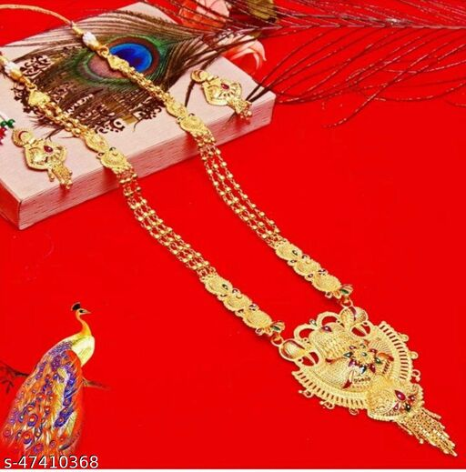 Durga Pooja and Traditional and Trending and Festival Jewellery Set
