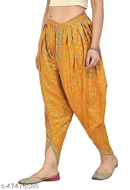 Efficient Patiala Pants