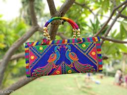 Designer Silk Wallet