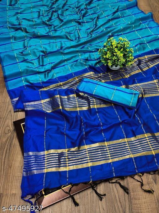 Fancy Designer Floral desinger Silk Saree