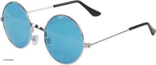 Trendy Stylish Metal Sunglasses