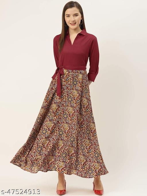 Alisha Drishya Gown