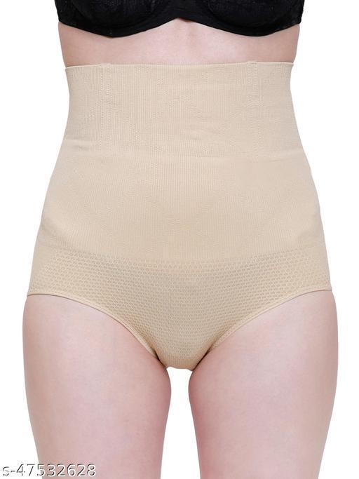 Women's Tummy Tucker Women's High Waist Shapewear with Anti Rolling Strip Tummy Control Panties