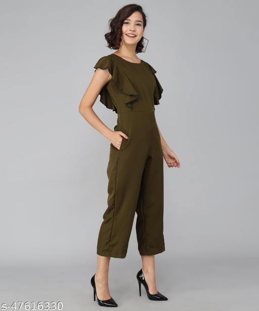 Classic Modern Women Jumpsuits