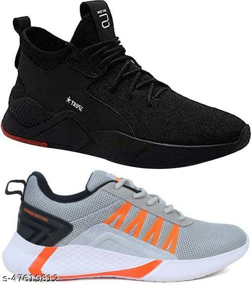 Unique Trendy Men Sports Shoes