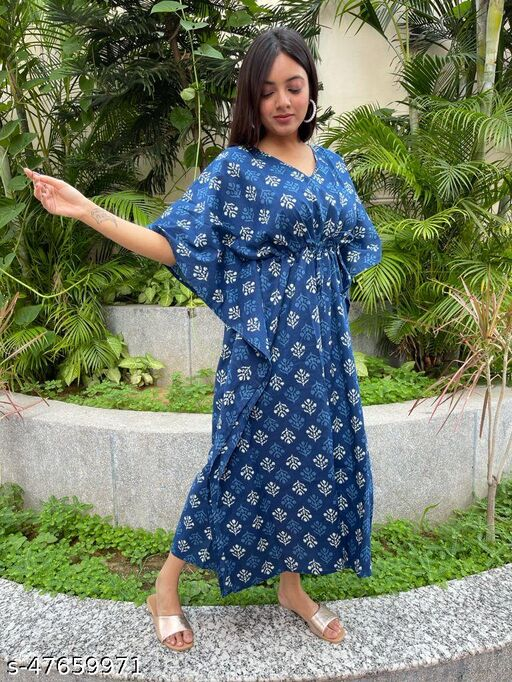 Printed Attractive Dresses