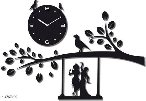 Attractive Acrylic Wall Clock