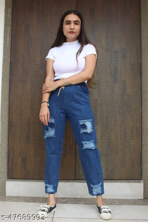 Women's Relaxed Fit Regular Jeans