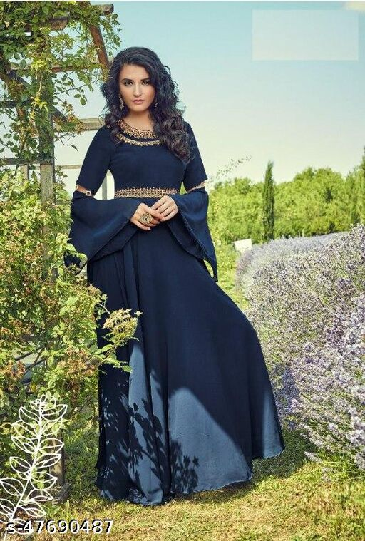 Trendy Refined gown