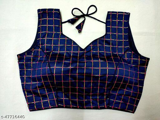 New CHEX Simple But Classy Pattern Ready Made Blouse 133