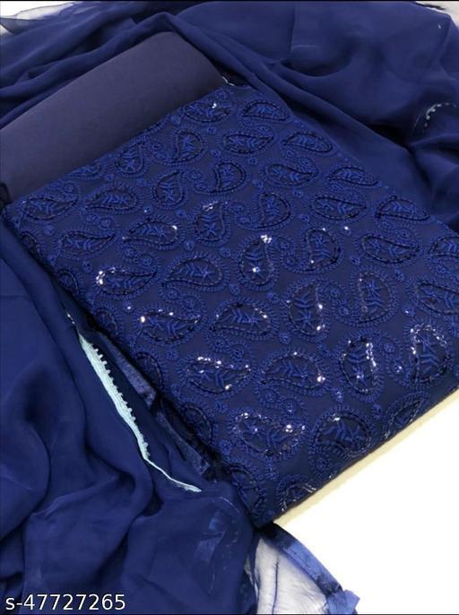 Pihu Petite Salwar Suits & Dress Materials