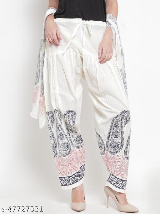 Trendy Refined Women Salwars with Dupatta