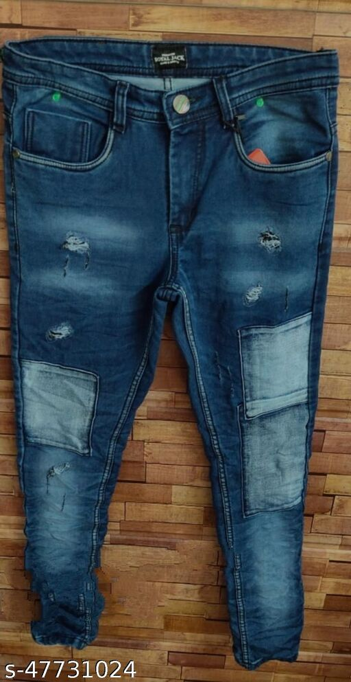 Ravishing Latest Men Jeans