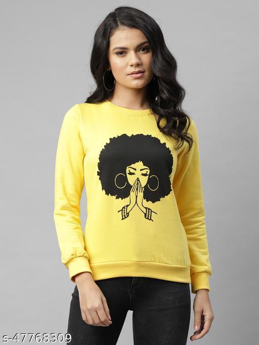 Fancy Retro Women Sweatshirts