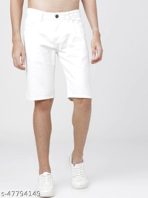 Bearson Slim Fit Mens Shorts