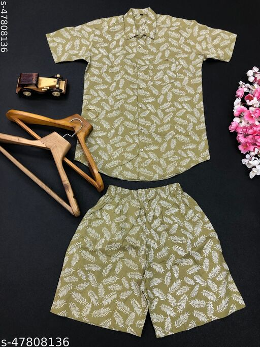 Trendy Elegant Top & Bottom Set