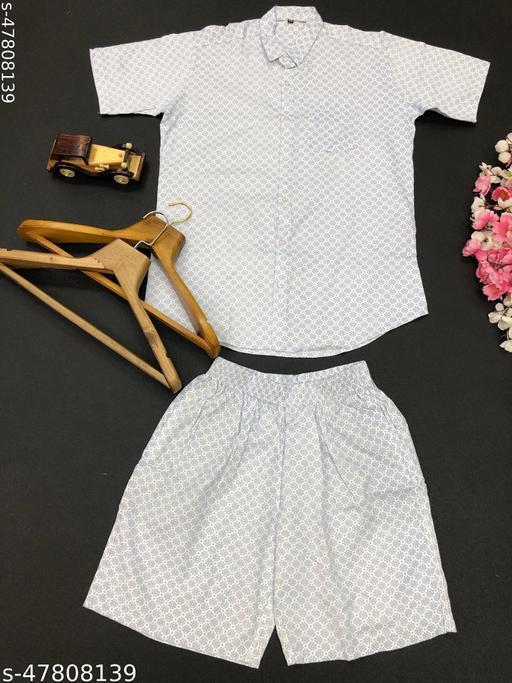 Trendy Partywear Top & Bottom Set