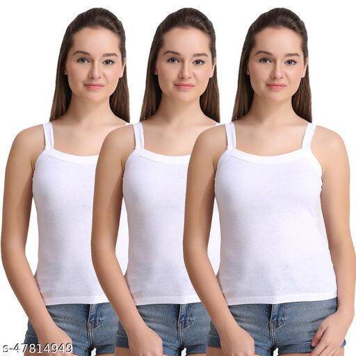 Leading Lady pack of 3 pcs spegetti camisole